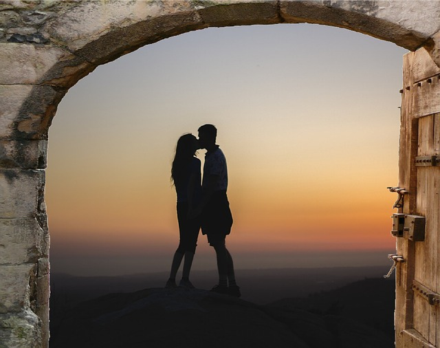 vztahy vazby láska